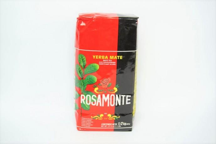 yerba mate rosamonte elaborada 0,5kg