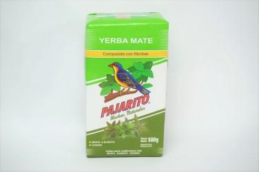 yerba mate pajarito ziołowe 0,5kg