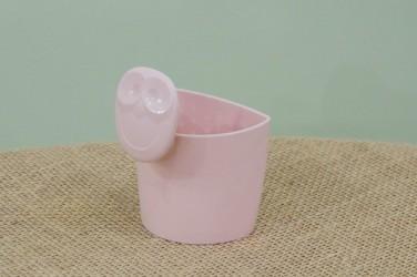 sitko do parzenia herbaty - sowa róż