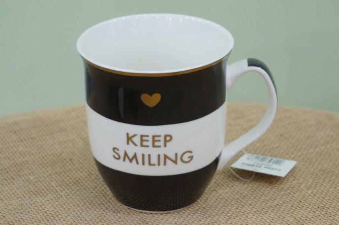 kubek keep smiling pasy