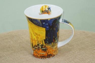 kubek Van Gogh Kawiarenki Nocą