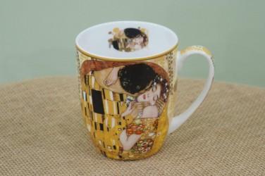 kubek Klimt Pocałunek