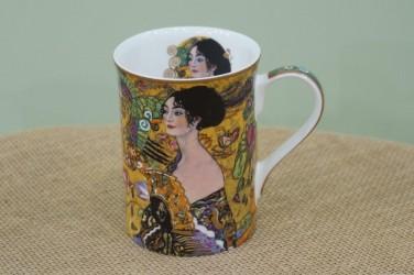 kubek Klimt Lady with Fan