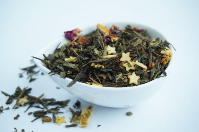 herbata zielona pierwsza gwiazdka