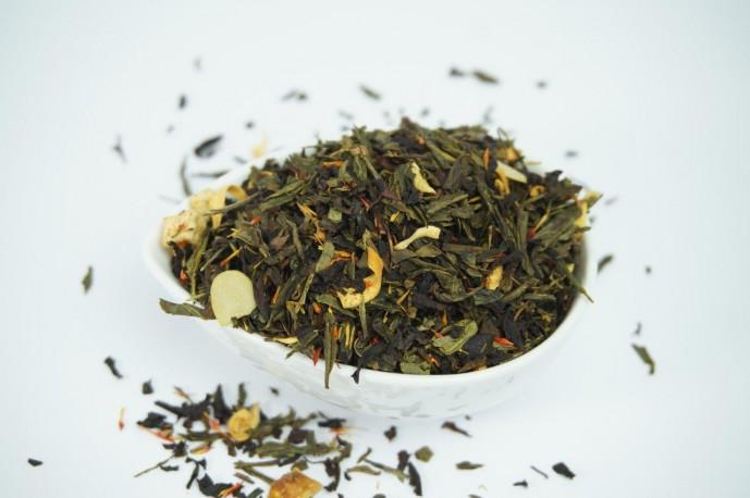 herbata zielona przysmak św. Mikołaja