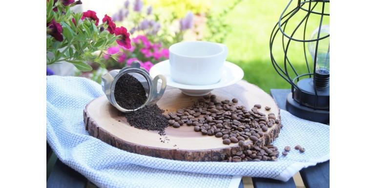 Na dzień dobry – kawa czy herbata?