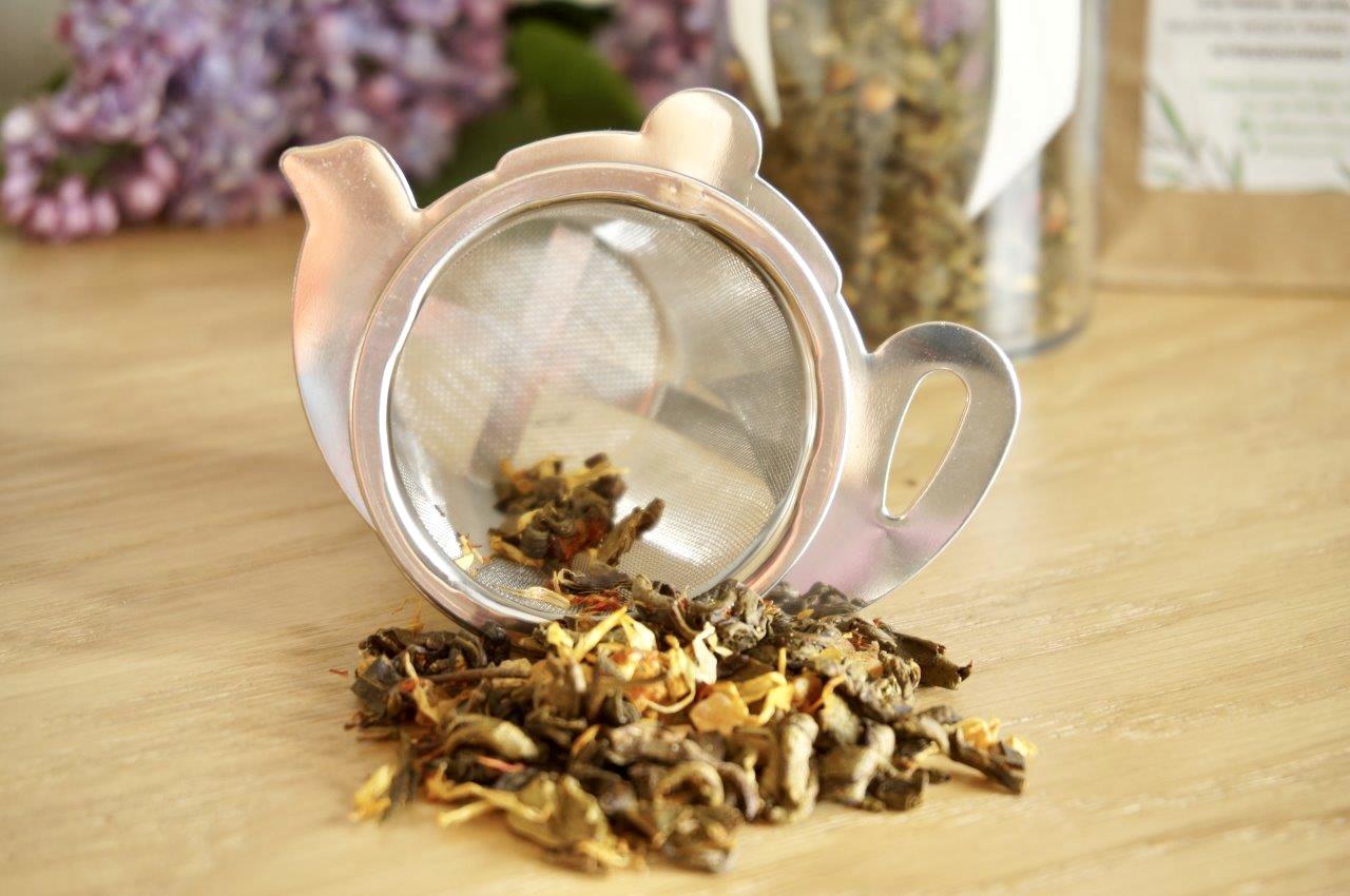 zaparzacz sitko do herbaty